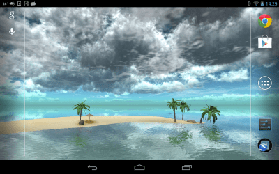 Maldives 3D LWP, True Weather - Android Apps on Google Play