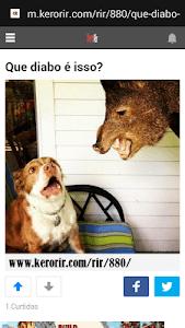 Kero Rir interactive Humor screenshot 0