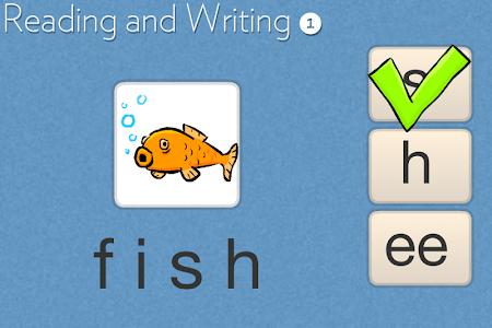 Reading & Writing 1 screenshot 12