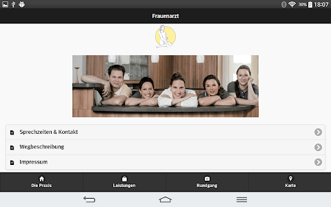 Frauenarzt screenshot 8