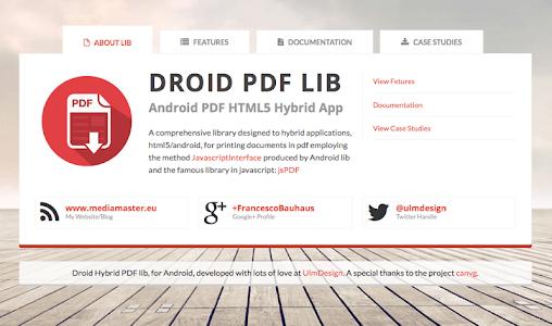 PDF SDK for Hybrid Apps screenshot 8