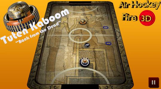 Air Hockey Fire 3D screenshot 16