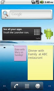 Droid notepad (Ad-Free) screenshot 3