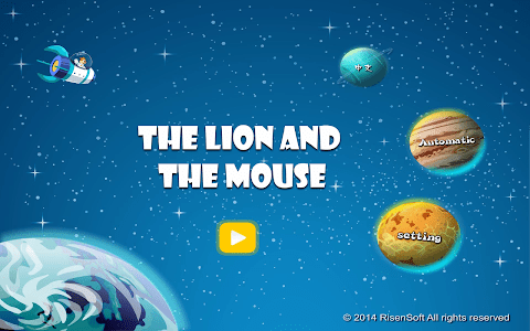 The Lion and The Mouse screenshot 0