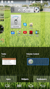 Volume Control Widget screenshot 1