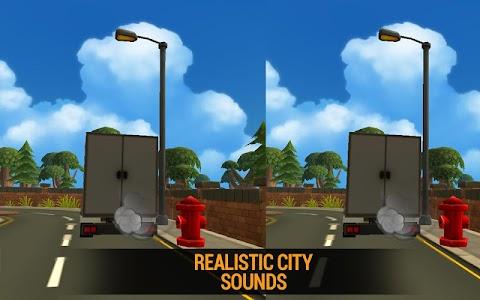 Fantasy City Tours VR - Toon screenshot 3