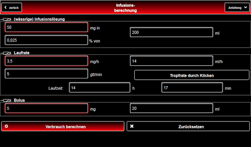 Palliative Care Tools screenshot 16
