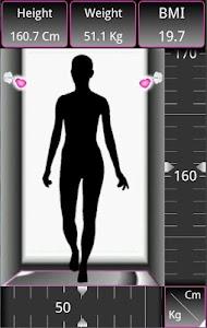 FASHION BMI screenshot 5