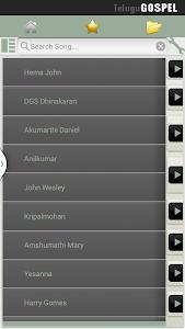 Telugu Gospel Songs Pro screenshot 0