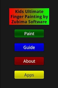 Ultimate Finger Painting-Free screenshot 0