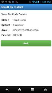 Tamil Nadu Pin Code Master screenshot 2