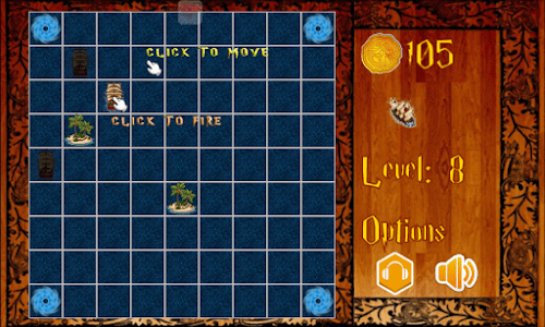 Legend of Pirates screenshot 2