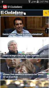 El Ciudadano screenshot 1