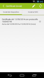 drCLOUD Certificati screenshot 3