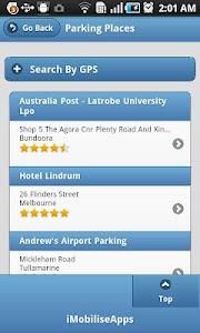 iPark Car Lite screenshot 4