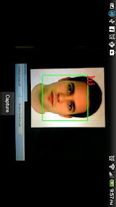 Face recognition screenshot 0
