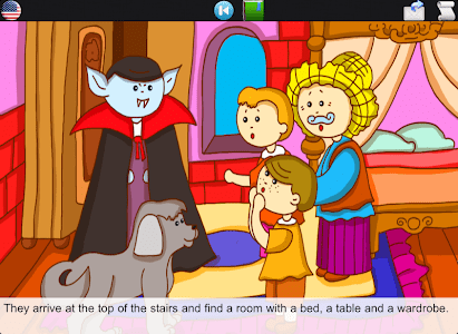 The Vampire's Castle (story) screenshot 9