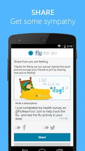 Flu Near You screenshot 5