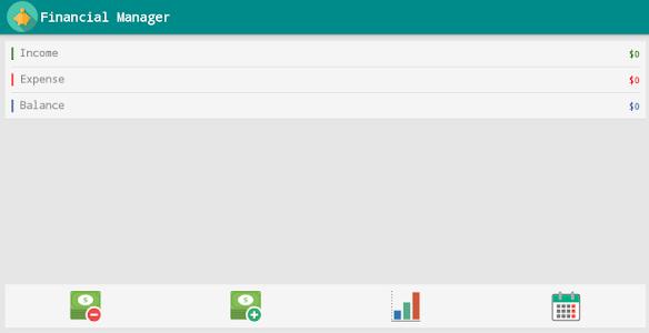 Financial Manager screenshot 6