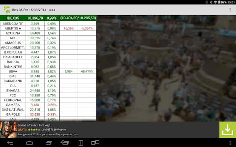 Ibex 35 Pro screenshot 7