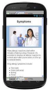 Drug Allergy Information screenshot 2