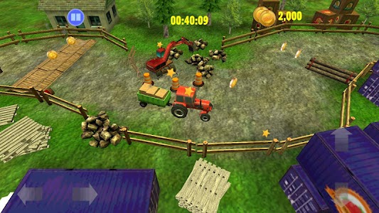 Tractor: Skills Competition GE screenshot 2