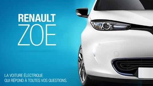 Renault ZOE für DE screenshot 10