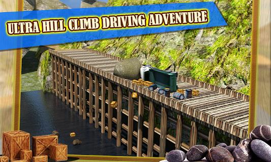4x4 Hill Driver 3D Free screenshot 00