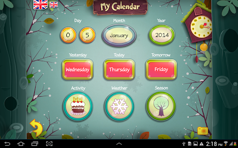 My First Calendar screenshot 2