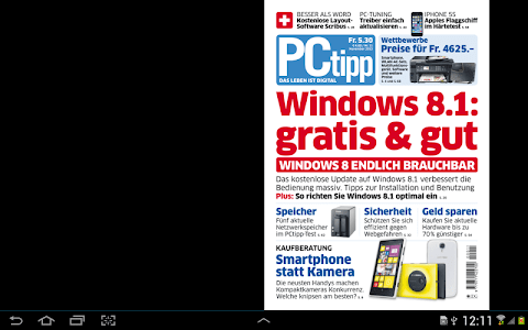 PCtipp E-Paper screenshot 4