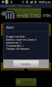 Metro MX screenshot 0