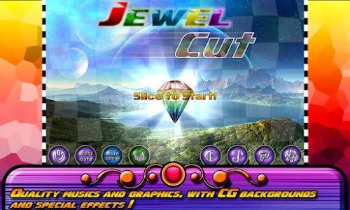 Jewel Cut Ninja screenshot 0