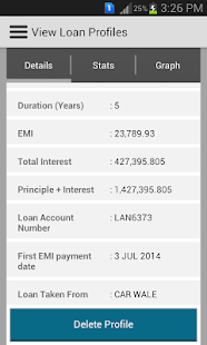 EMI Calculator HDFC,SBI,ICICI. - Android Apps on Google Play