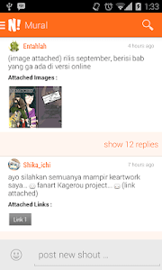 NGOMIK - Baca Komik Indonesia screenshot 6