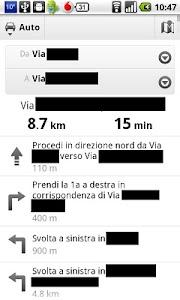 Quick Navigator Lite screenshot 2