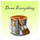Draw Everything, Paint Art
