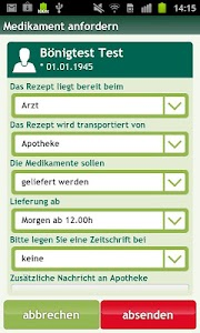 ordermed - Rezept & Medikament screenshot 0