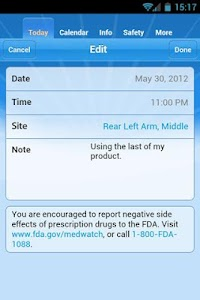 myBETAapp™ screenshot 2