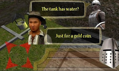 maze, warrior escape screenshot 1