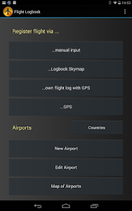 Flight Logbook screenshot 1