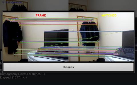 Image Matcher - OpenCV screenshot 1