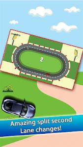 2 Cars 2 Lanes - Don't Crash! screenshot 2