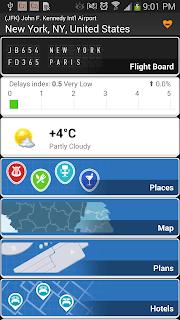 Airline Flight Status Tracking screenshot 02