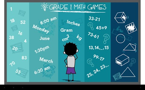Grade 1 Math Games Free screenshot 8