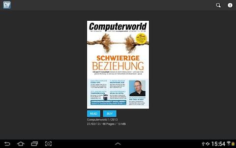 Computerworld Schweiz screenshot 0