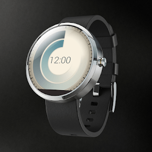 Orbits Watchface for Moto 360 screenshot 0