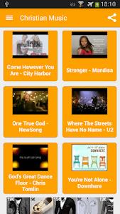 Christian Music - Free songs screenshot 1