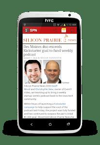 Silicon Prairie News screenshot 1