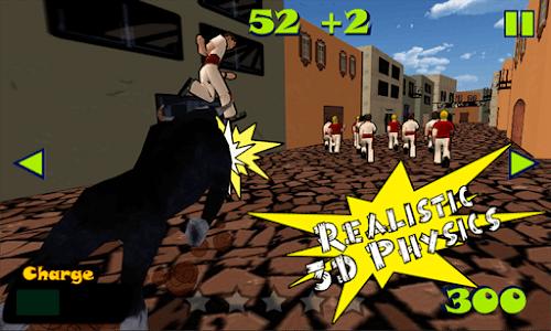 Bull Runner screenshot 1