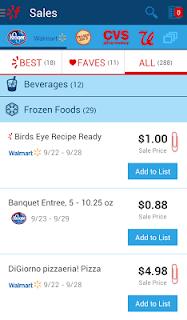 Favado Grocery Sales screenshot 00